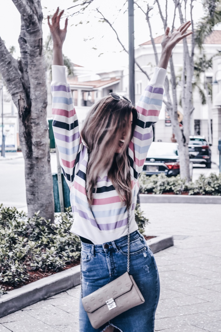 Striped Shirts are inStyle