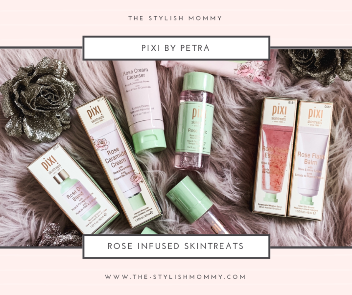 Pixi by Petra: Rose Infused Skintreats