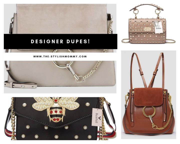 95b8c8124a4 Designer Handbag Dupes!