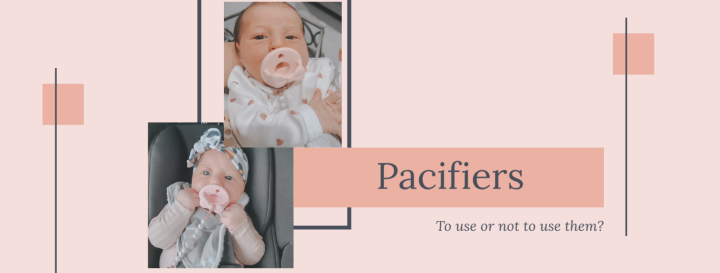 To Use Or Not To Use A Pacifier?