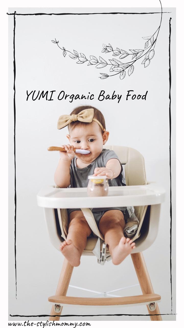 Yumi Organic BabyFood