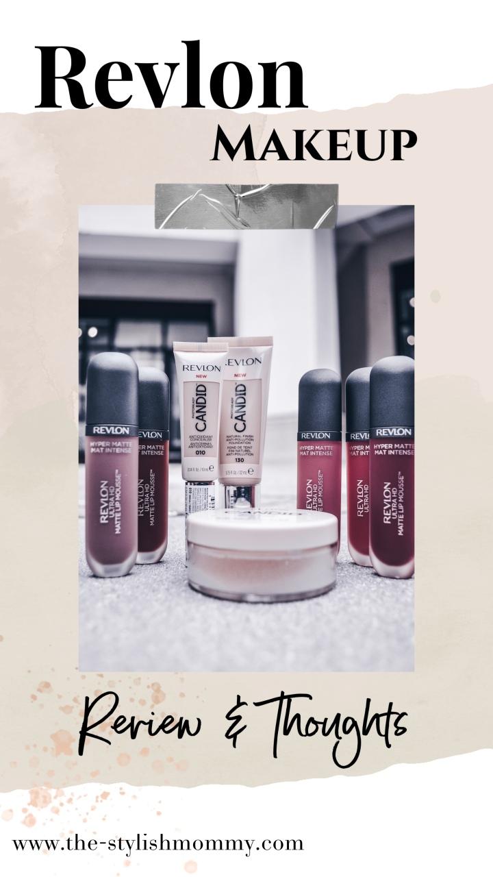 Revlon Makeup Review