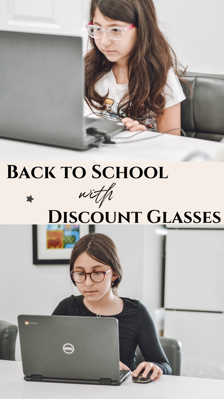 Back To School With Discount Glasses