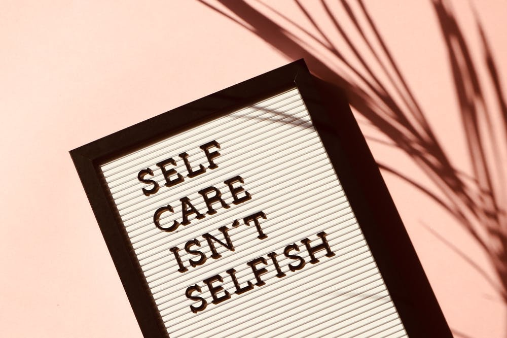Self care tips to make you a better mom