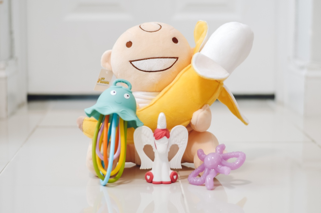 Teething baby relief toys