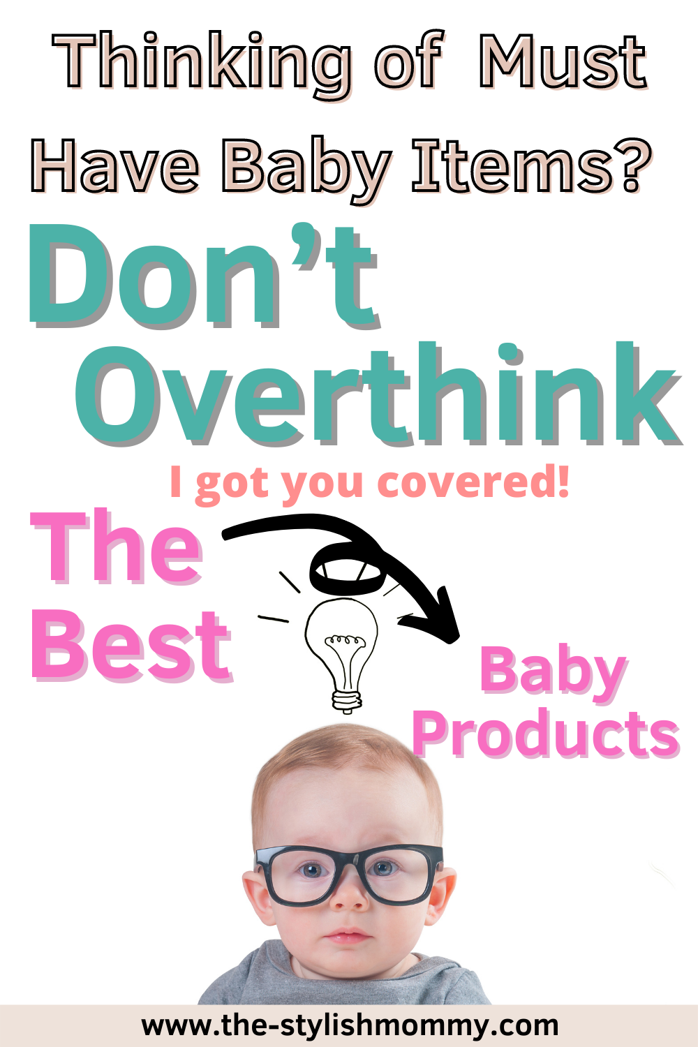 Favorite baby products