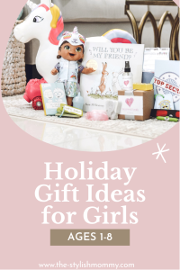 Holiday gifts for little girls