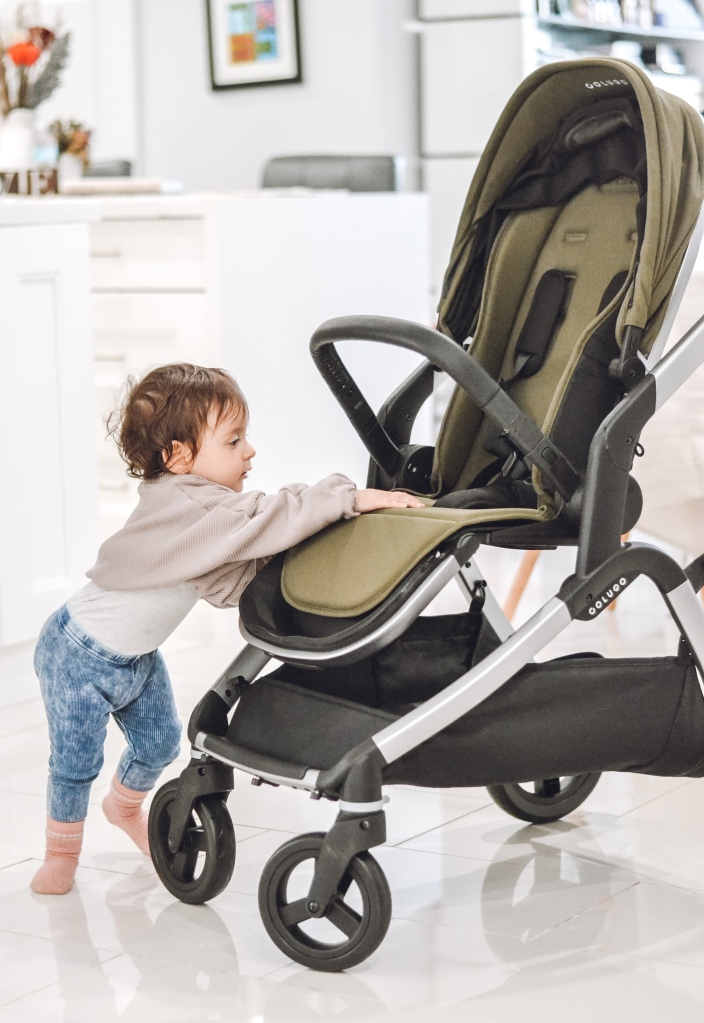 Colugo baby and toddler stroller