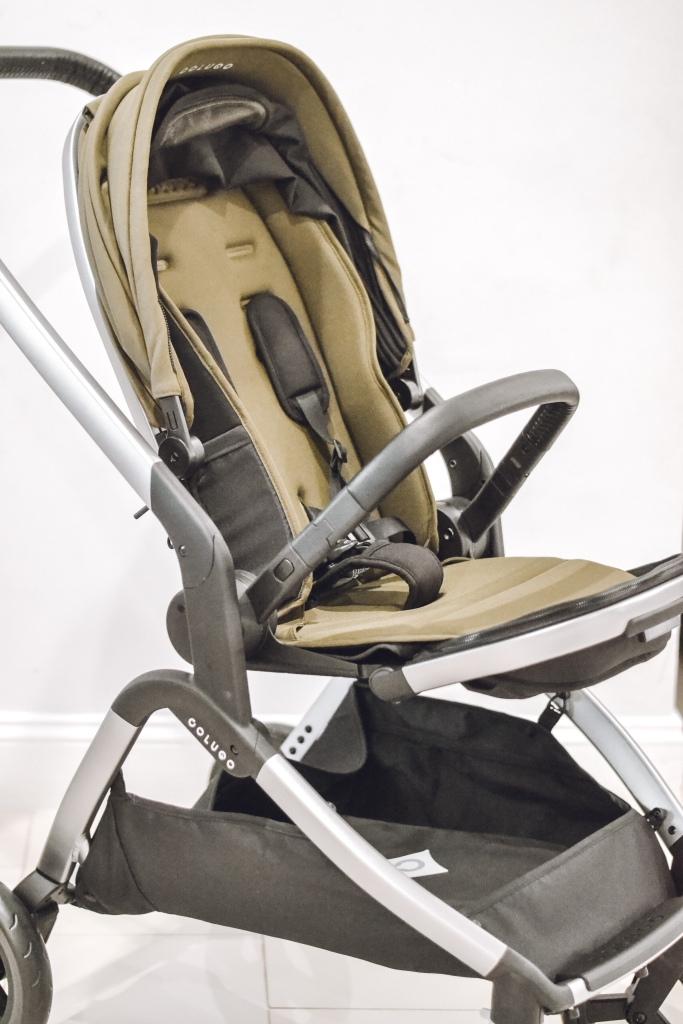 Colugo baby and toddler stroller