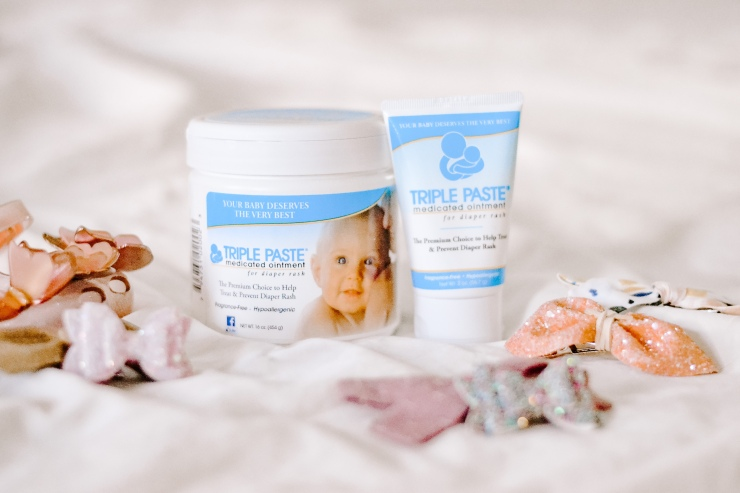 triple paste diaper rash cream