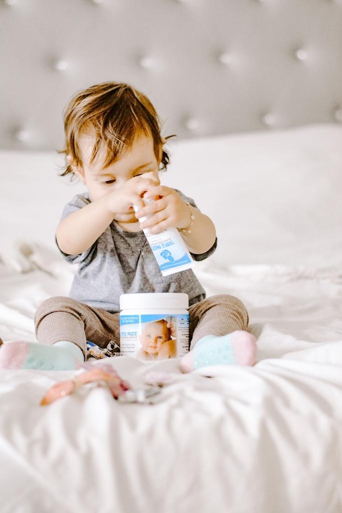 triple paste diaper rash cream