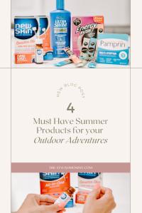 This summers outdoor adventure essentials