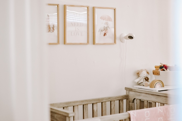 decorating empty spaces with the poster store